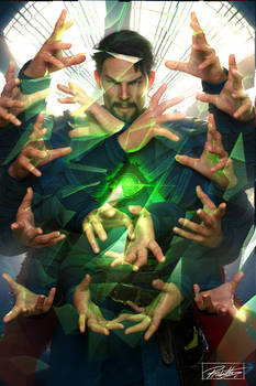Doctor Strange- Fan Art