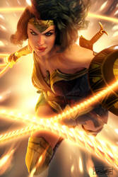 Wonder Woman Fan Art 2020