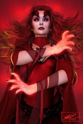 Wanda- Scarlet Witch