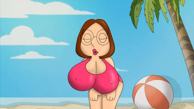 Meg Griffin Swimsuit 2 by FatandBoobies