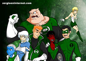 Brightest day by Thebit07