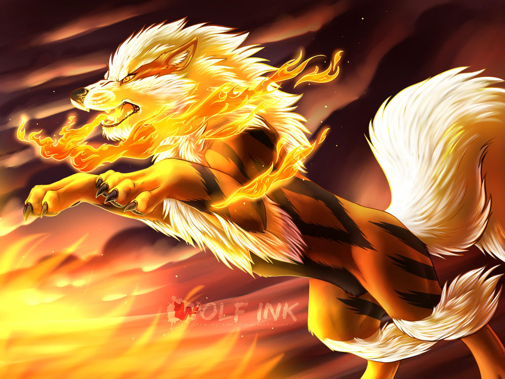 Arcanine video by ukthewhitewolf on deviantart - Arcanine pics ...