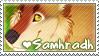 [DotW] Samhradh Stamp by UKthewhitewolf
