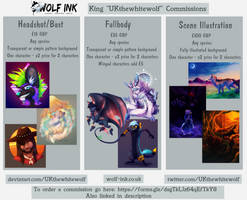 Commission Sheet - OPEN