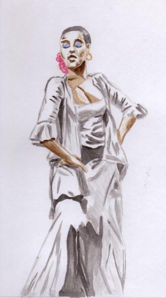 Watercolor Sketch 04-23-04 by texanspaniard