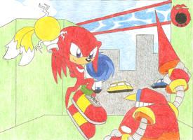 Team Sonic: Power Formation by SpitFireLex