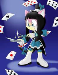 Nina the Magician