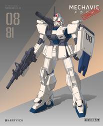 Gundam: EZ-8 Cannon