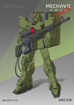 Gundam: EZ-8 Sniper