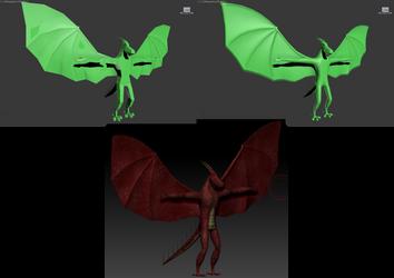 Dragonoid Comparison