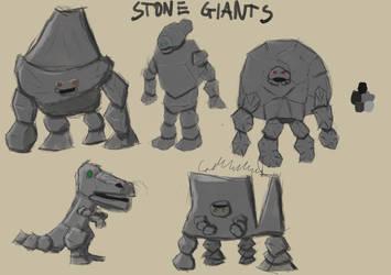 Mountain Giant Concepts