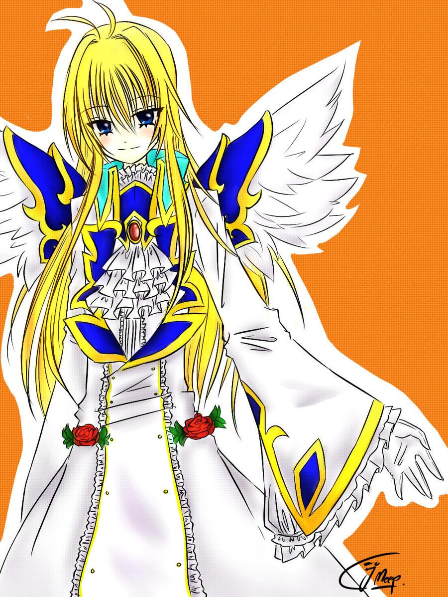 LSK-Sun Knight again... by Kotaechan