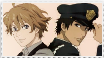 Masayoshi and Gotou | Stamp by CaptainTidus