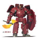 Ares MK.II by ChristopherJono