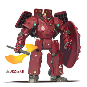 Ares MK.II
