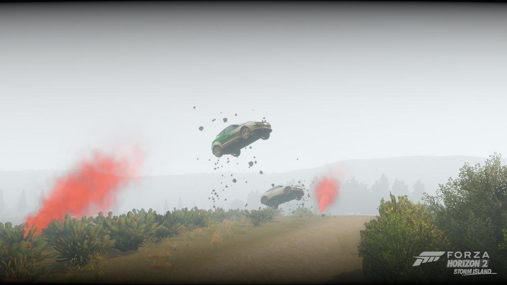 Flying Megane Rs by Tom-nr82