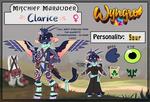 Mischief Marauder: Clarice by BubbleChaos