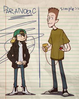 Sid and Stinky
