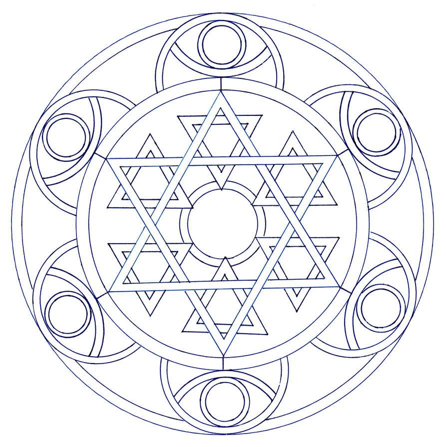 Arcane Circle Png Pendrawn Arcane Alchemy Circle