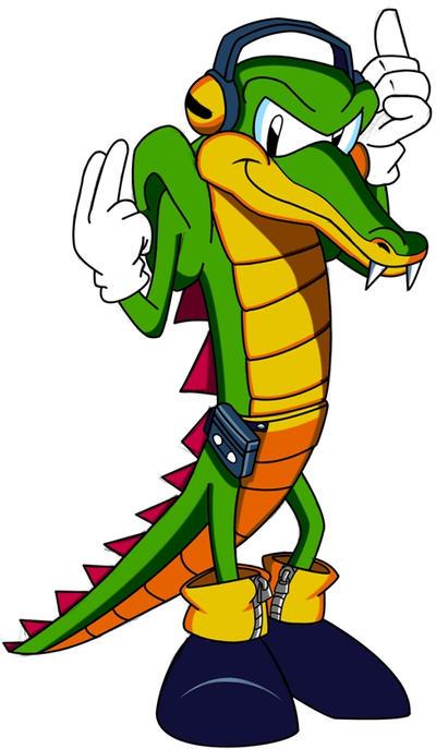Vector The Crocodile by A-Scream