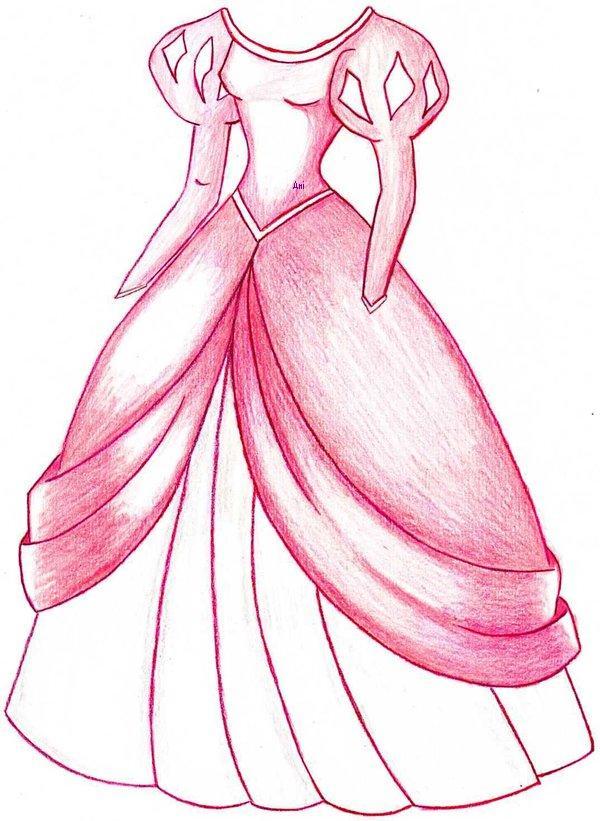 Ariels Dress By MOD37 On DeviantArt