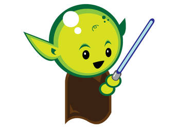 Young Yoda by prisoner453