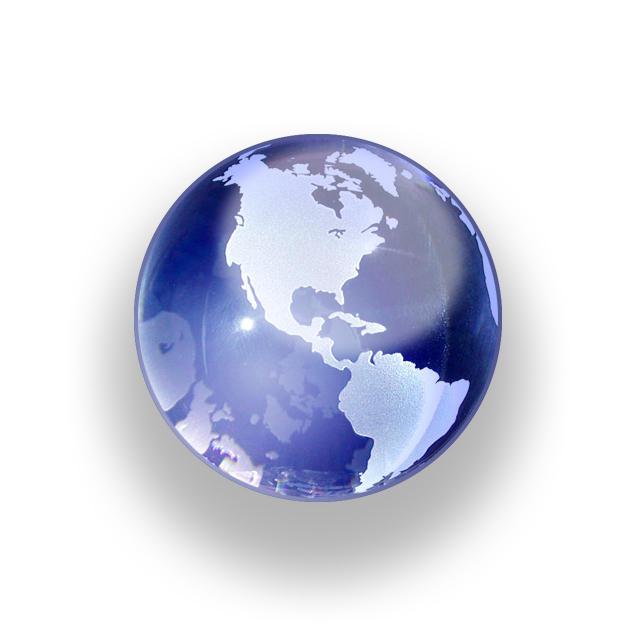globe logo element by prisoner453 on deviantart
