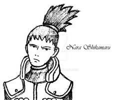 Shippuuden: Nara Shikamaru