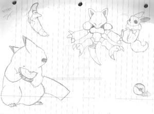 Pokemon Quadruple Reference
