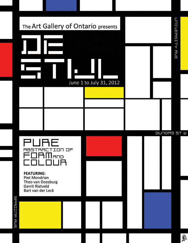 de stijl art De stijl, dutch for the style, also known as neoplasticism, was a dutch artistic movement founded in 1917 in a narrower sense, the term de stijl is used to refer to a body of work from.