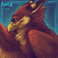 Ayden icon '09 by Aydengryphongirl
