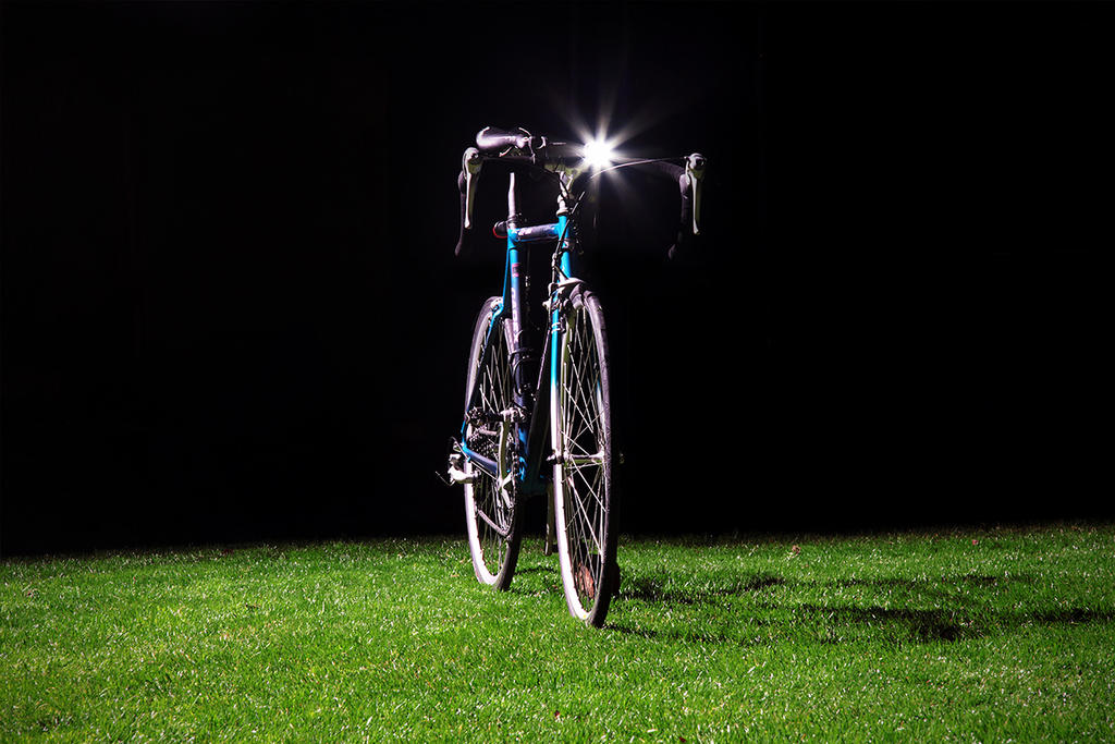 Roadbike at night 2 by piotrkol91