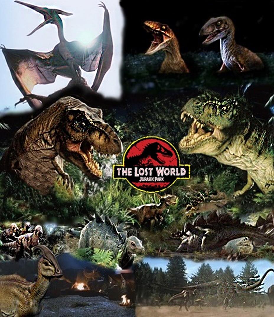 The Lost World Jurassic Park 1997 Dinosaurs By Arton345 On Deviantart
