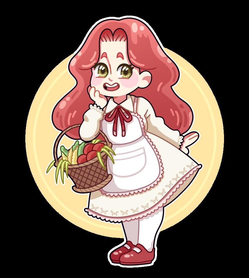 Nina (Harvest Moon SNES) by setsulko
