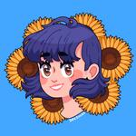 Sunflower by setsulko