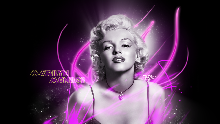 Marilyn Monroe Wallpaper One By Fujione