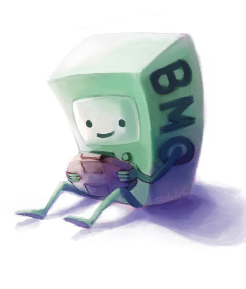 AT - BMO by taylorsmith