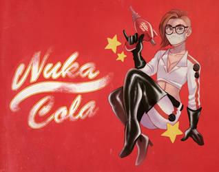 Nuka Cola by Rad-Pax