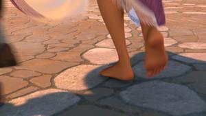 Rapunzel feet 51