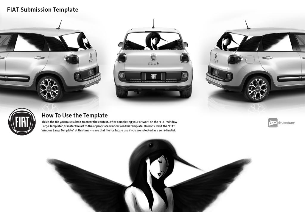 FIAT Submission Template Hummingbird by scri3e