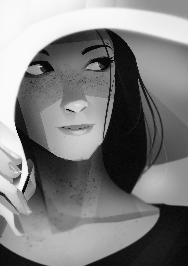 Sunny Hat by scri3e
