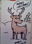 Deer Drawing Part 3