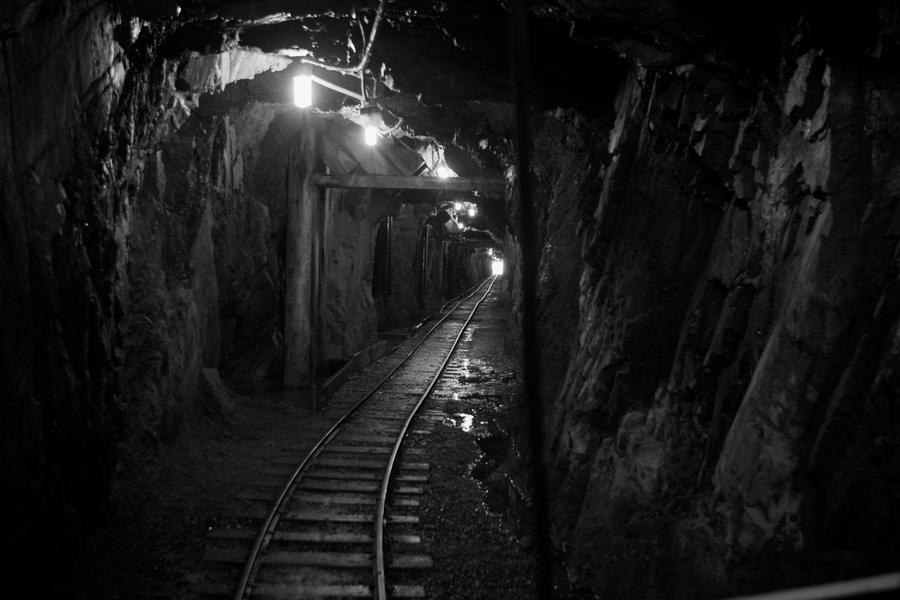 mine shaft wallpaper -#main