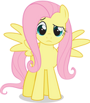 Fluttershy Confused