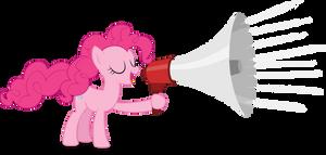 Pinkie Pie Bullhorn