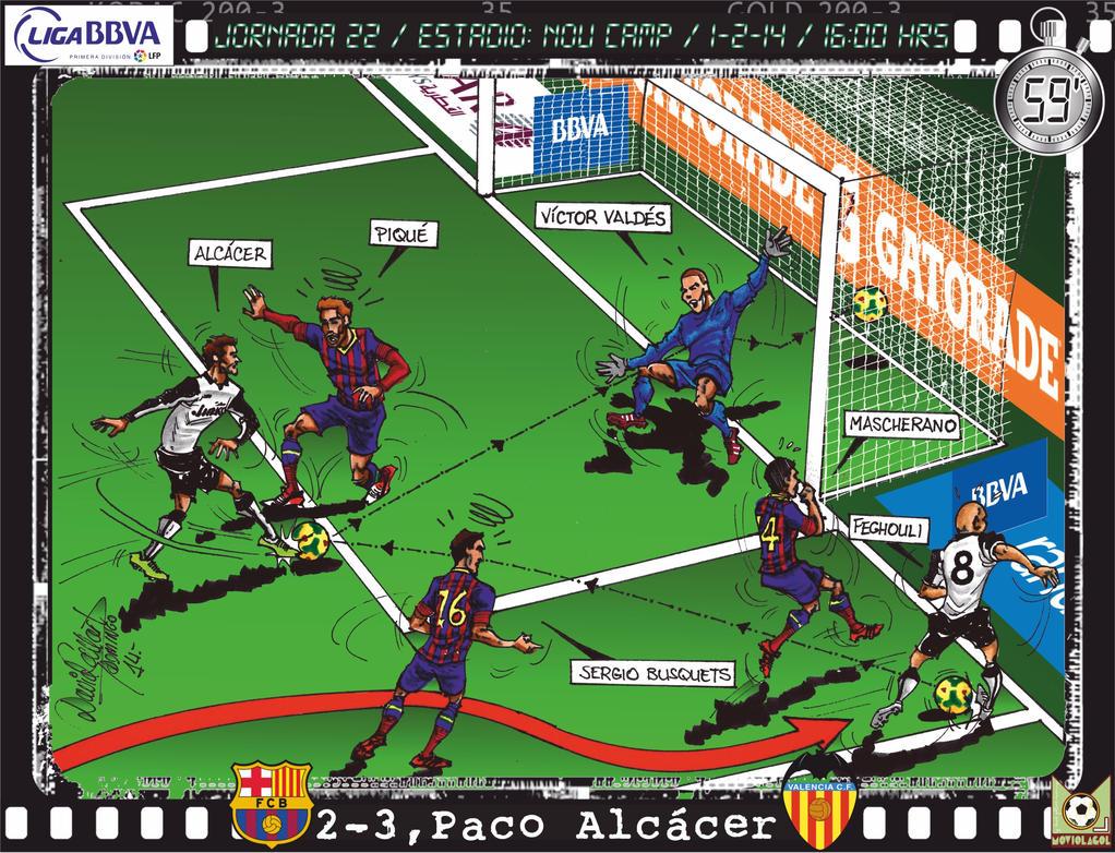 fc barcelona valencia