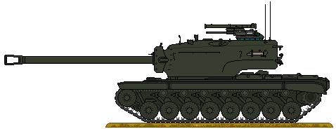 T30 Heavy Tank - M1-1945 RFC by Sgt-Turbo