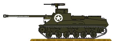 (ALT) 17-pdr M7 Priest SPG (US/UK) by Sgt-Turbo