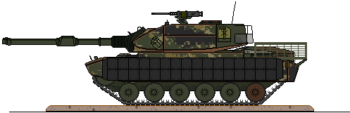 BGMC M60A4 Super Patton by Sgt-Turbo