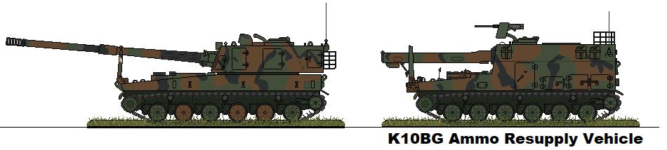 BGMC K9A1BG [KAWEST] BongroThunder by Sgt-Turbo